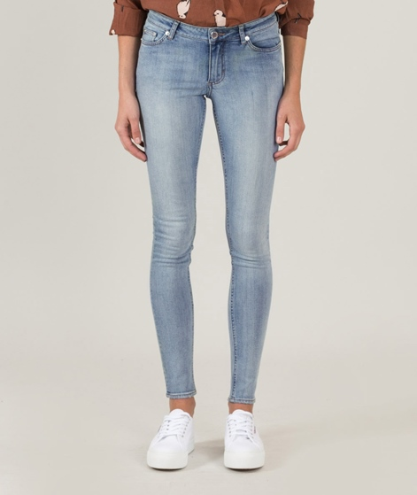CHEAP MONDAY Mid Skin Jeans grande blue