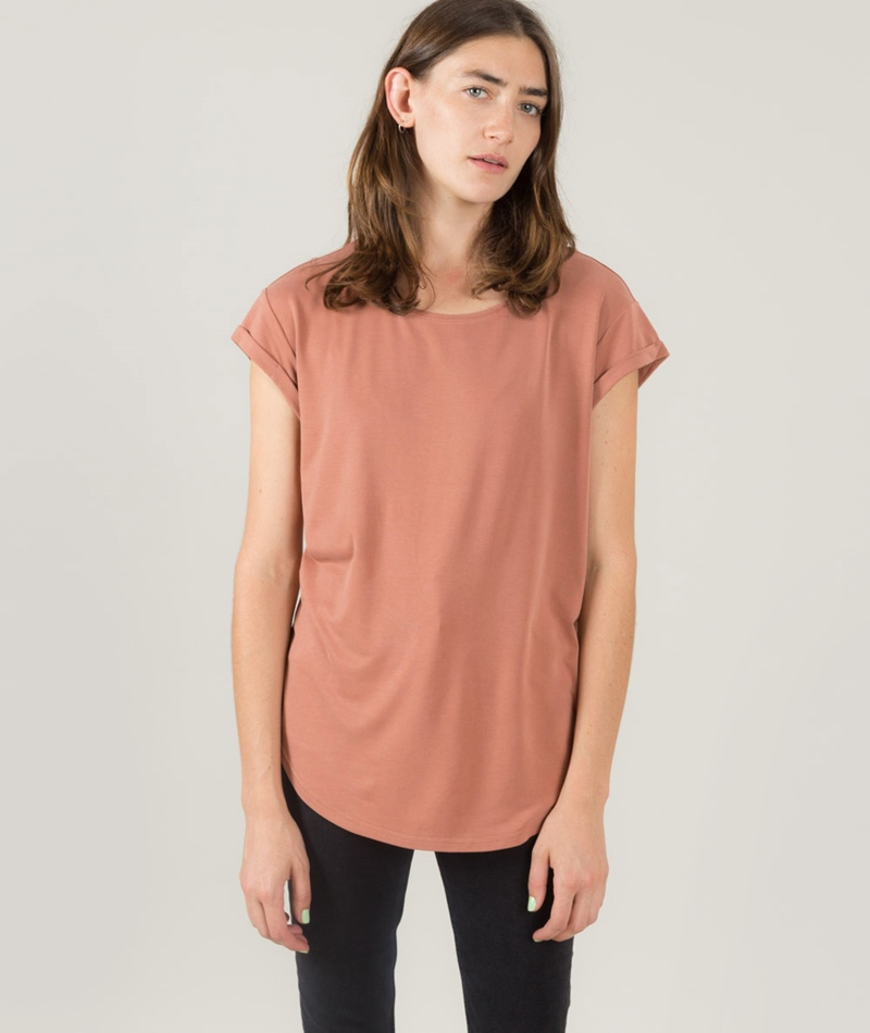 M BY M Nisha Rai T-Shirt copper
