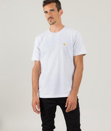 CARHARTT Chase T-Shirt ash heather