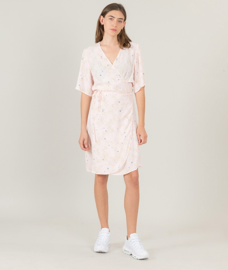 M BY M Truly Kleid point print
