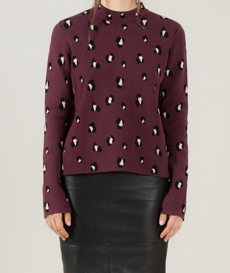 M BY M Sonic Harlow Pullover leo
