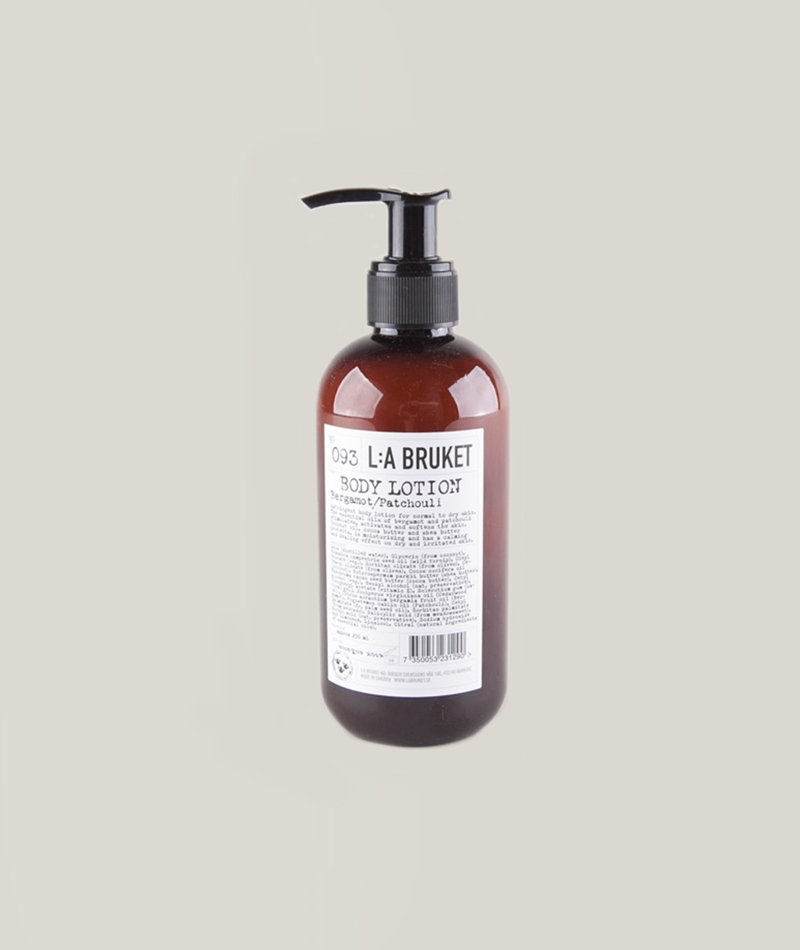 LA BRUKET No.93 Body Lotion Bergamot