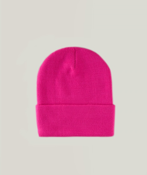 CHEAP MONDAY Cheap Beanie neon pink
