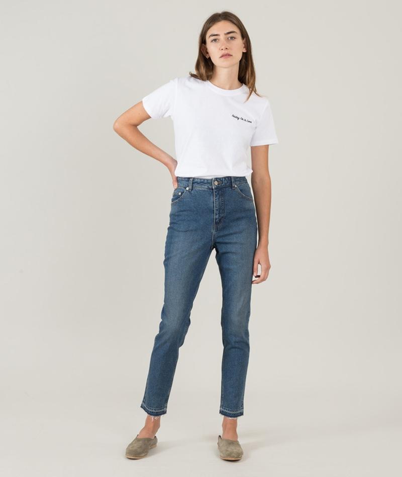 CHEAP MONDAY Donna Jeans domestic blue