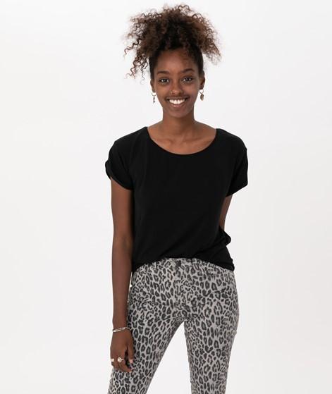 MBYM Nisha Gogreen Luxe T-Shirt black