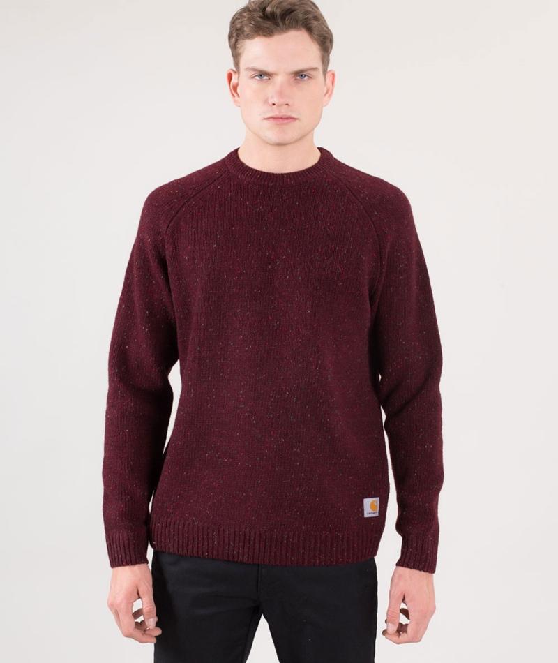 CARHARTT Anglistic Pullover amarone