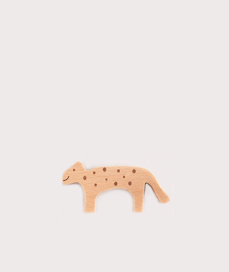 BLOOMINGVILLE Toy Animal Leopard