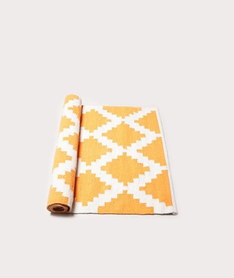 LIV Siesta Teppich yellow/white