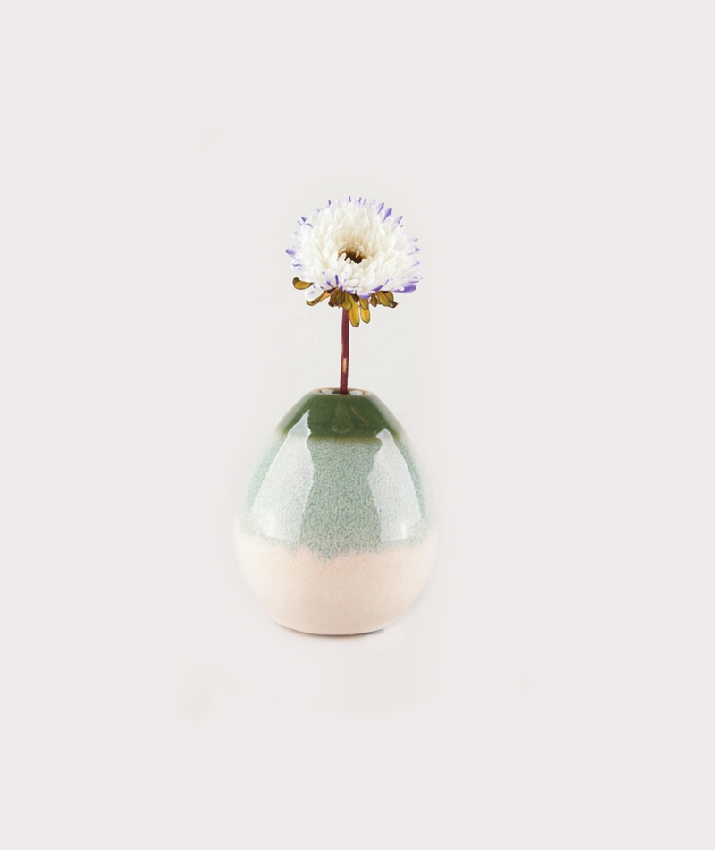 HOUSE DOCTOR Vase Baby grün