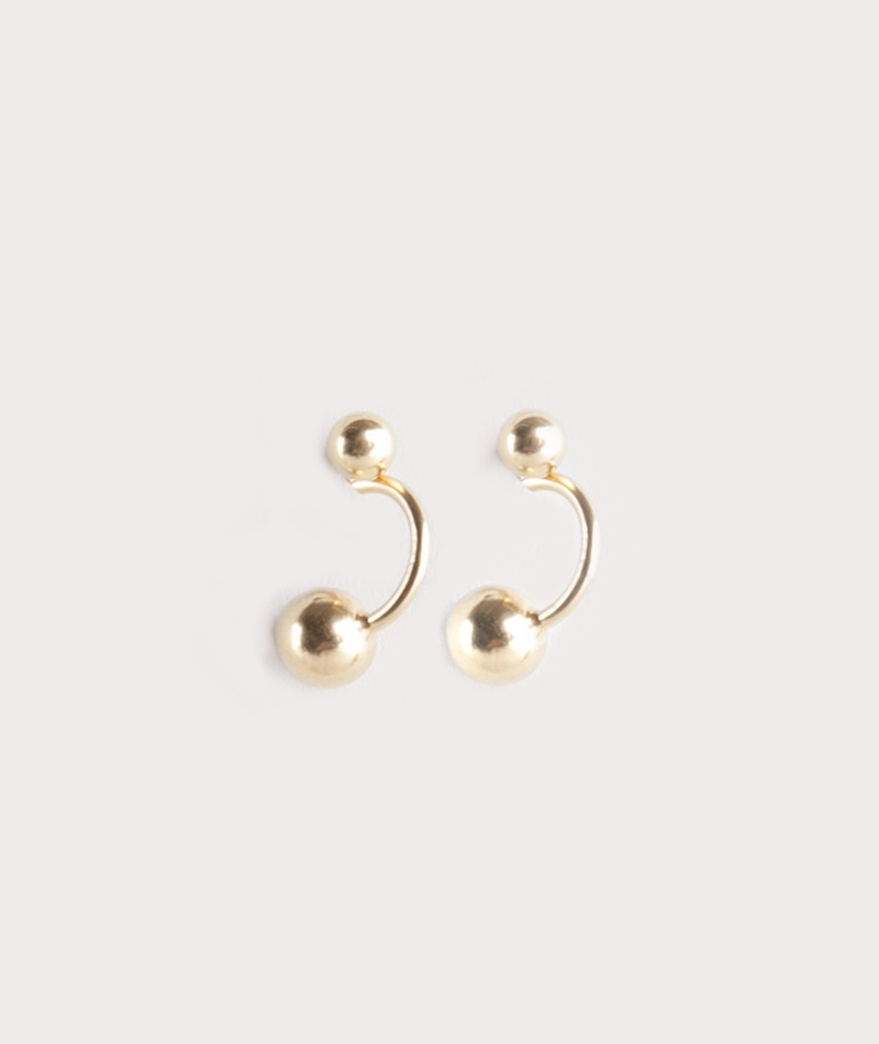 ELLISUE Piercing Ohrringe gold