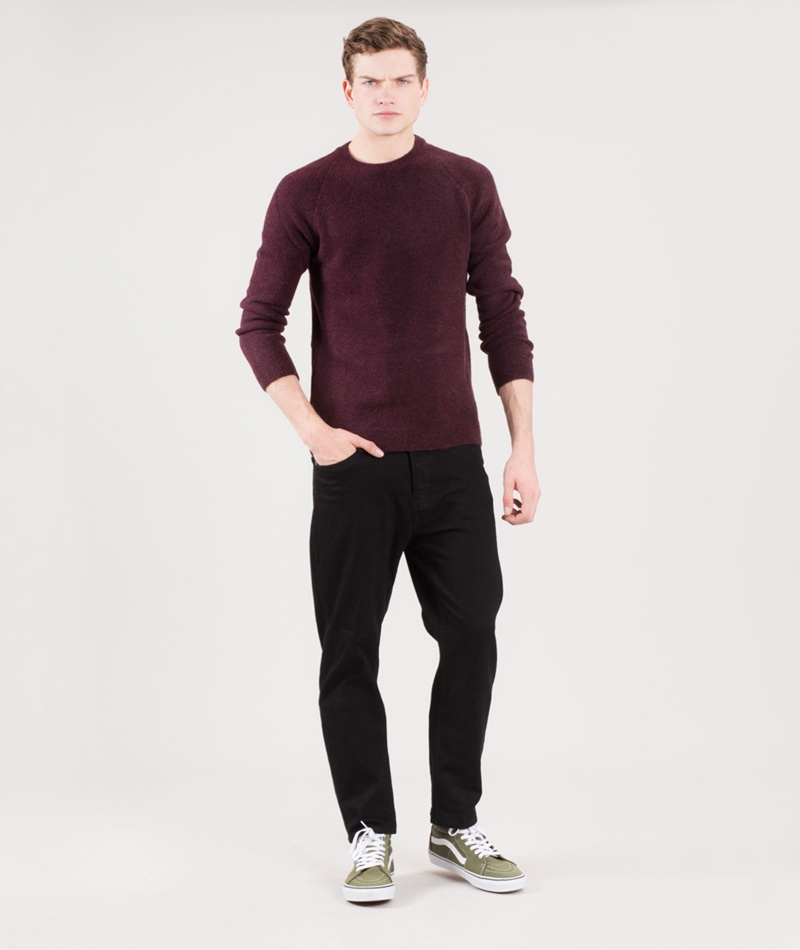 CHEAP MONDAY  In Law Jeans deep black