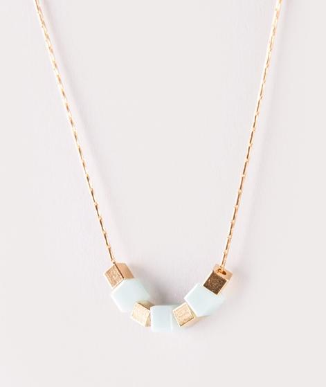 TOMSHOT Cube Kette gold mint