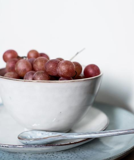BROSTE Dessert Teller Nordic Sand Ø 20