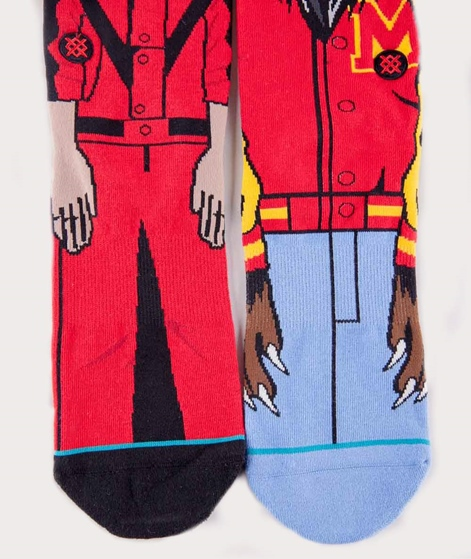 STANCE Michael Jackson Socken red