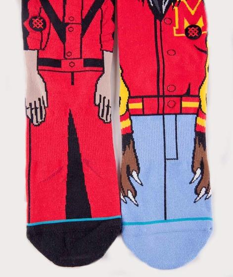 STANCE Michael Jackson Socken red
