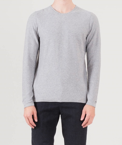 NOWADAYS The Reverse Crew Neck Pullover