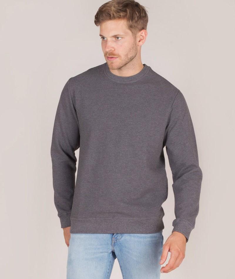 KAUF DICH GLÜCKLICH Sweater grey