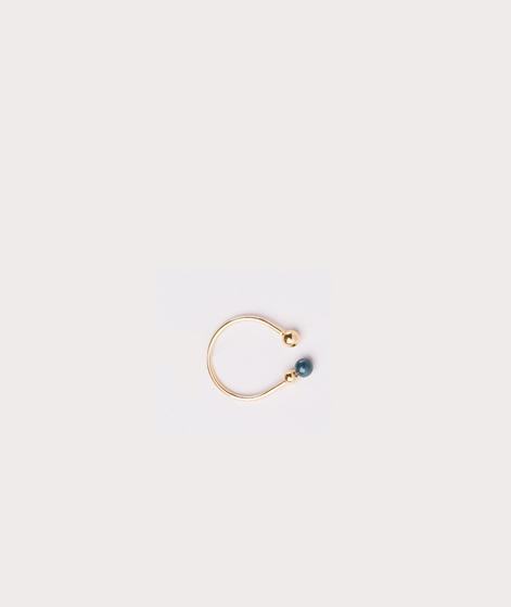 LOUISE KRAGH Pearl on strings Ring