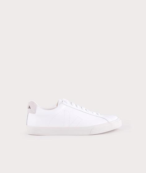 VEJA Esplar Low Leather extra white