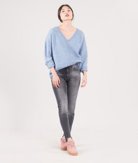 GOLBAL FUNK Thirteen Jeans dark grey hem
