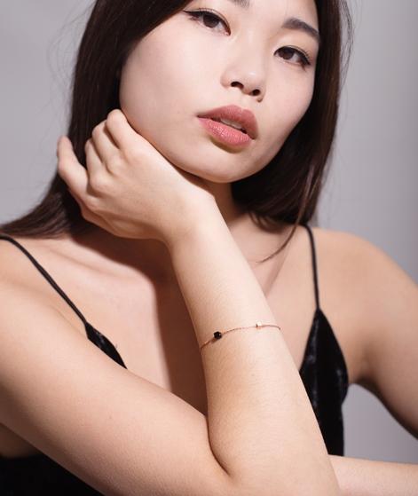 TOMSHOT Cube Armband rosegold