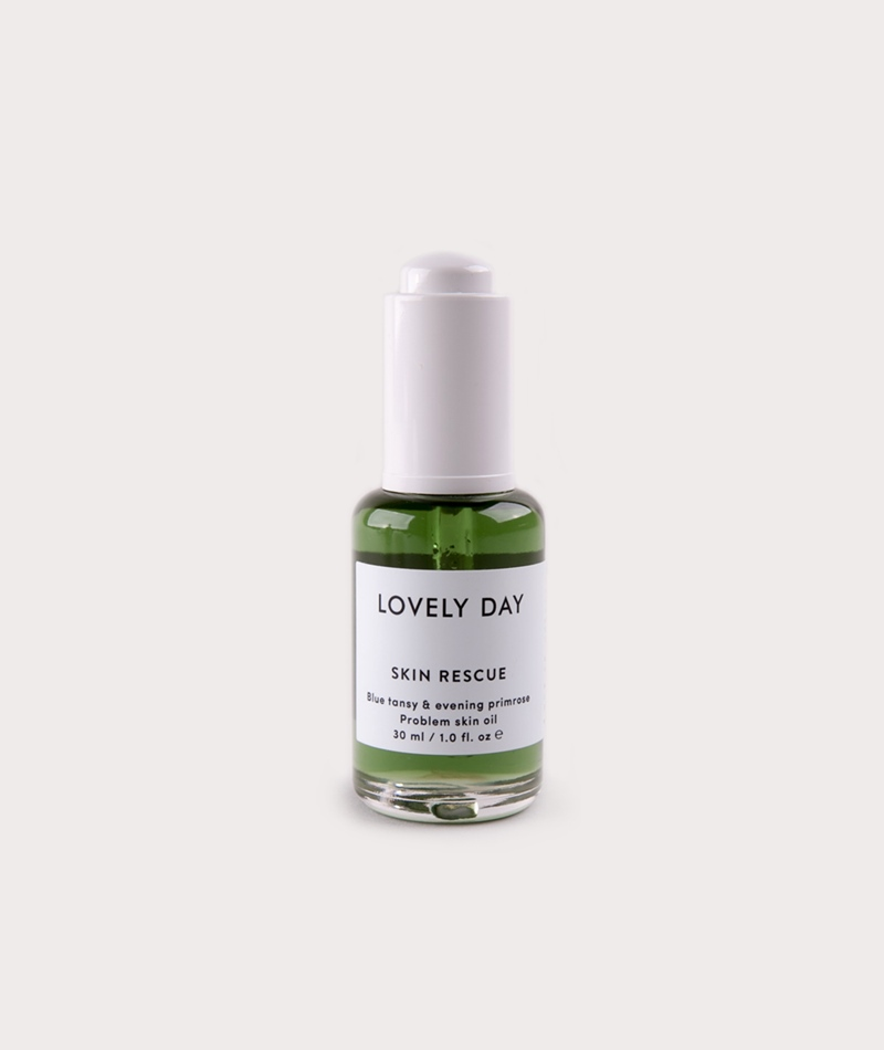 LOVELY DAY BOTANICALS Rescue Skin Oil