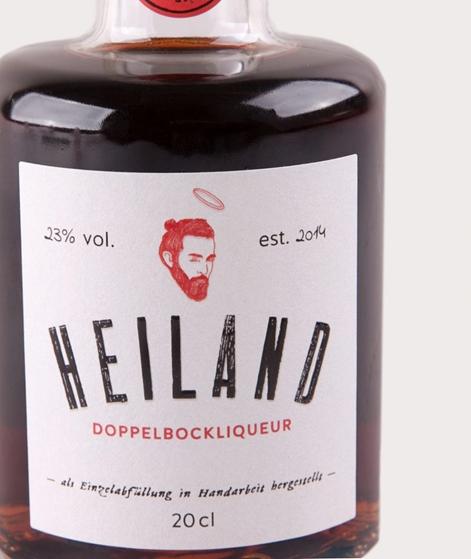 HEILAND Beer liqueur 0,2L