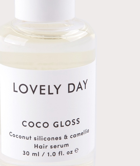 LOVELY DAY BOTANICALS Coco Gloss Hair