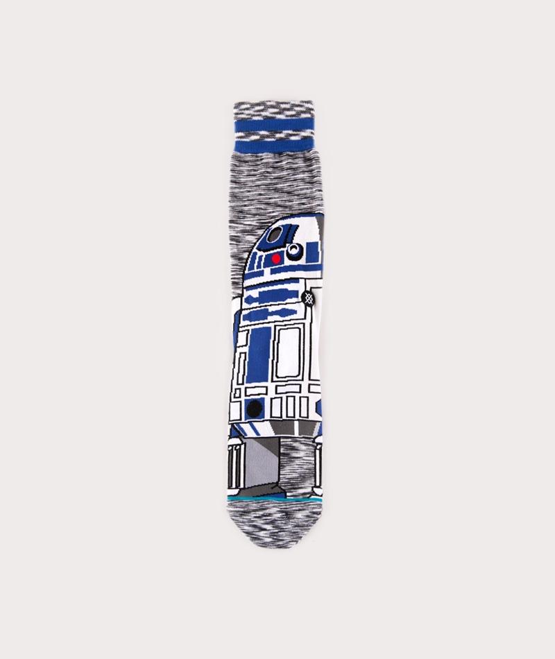 STANCE Star Wars R2 Unit Socken grey
