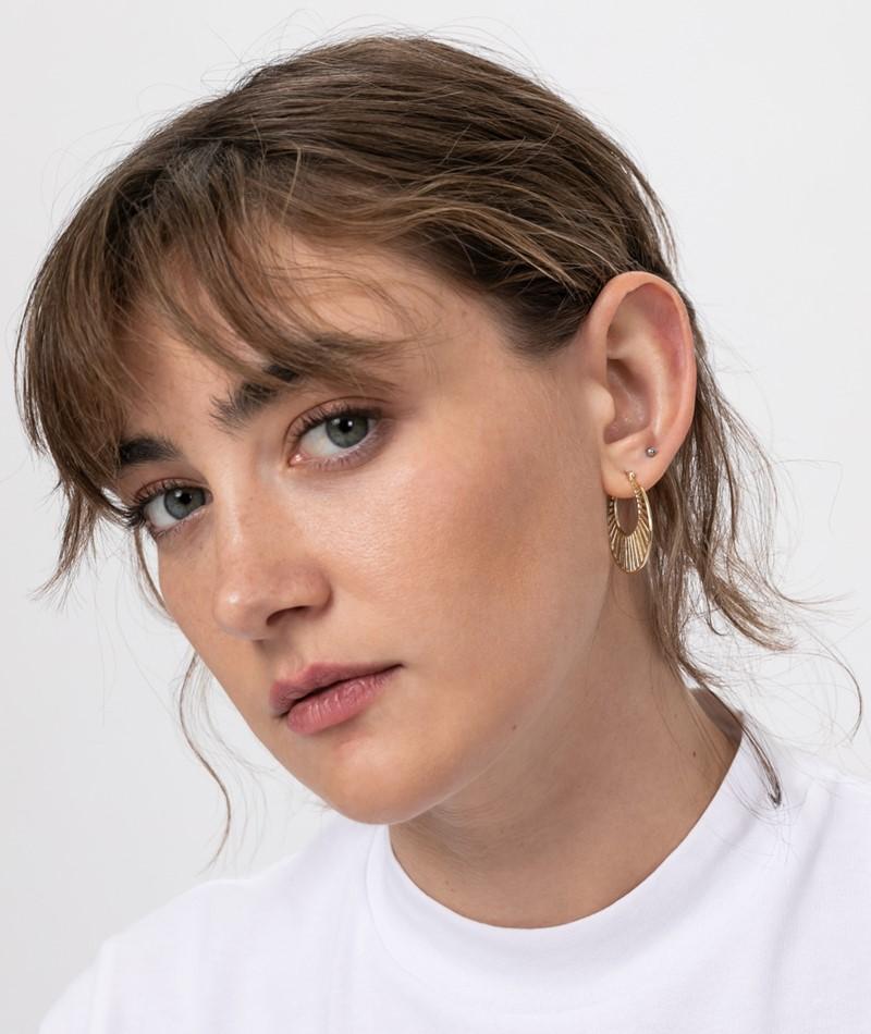 EBBA Fanny Ohrringe gold