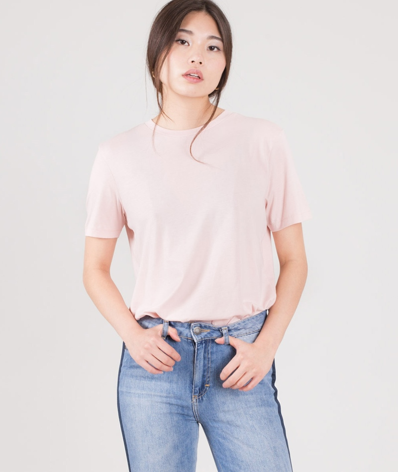 SELECTED FEMME SFMy Perfect T-Shirt sepi