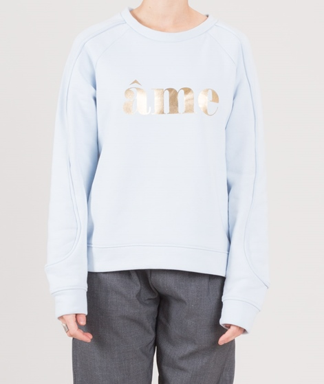 SELECTED FEMME SFMarny LS Sweat skyway