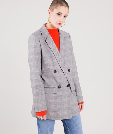 GLOBAL FUNK Derby Blazer glen check red