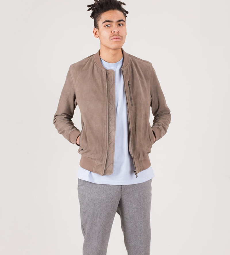 SELECTED HOMME SHNTrunk Jacke walnut