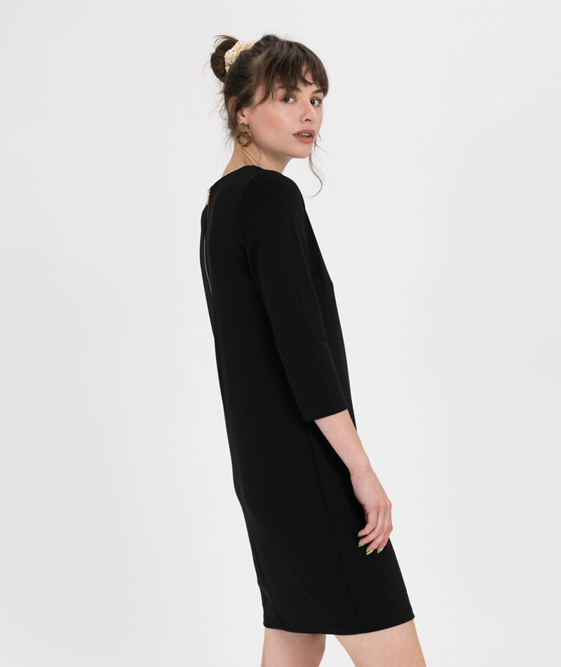 VILA Vitinny New Kleid black