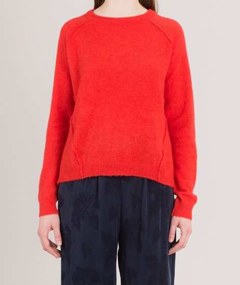 MINIMUM Kita Pullover fiery red