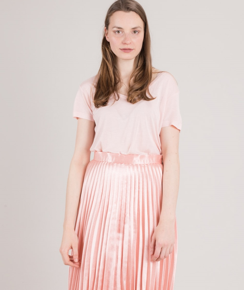 MOSS CPH Paprika T-Shirt peachskin