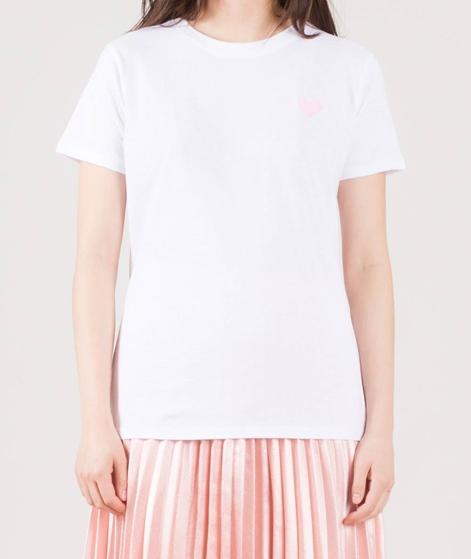 POP COPENHAGEN Heart Pictogramm T-Shirt