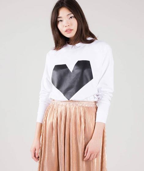 POP COPENHAGEN Heart Pictogramm Sweater