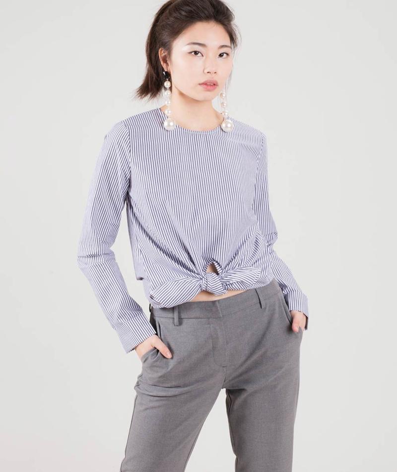SFAmila Silver Hose grey Selected Discounter tVexNg