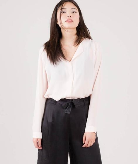 VILA Vilucy L/S Bluse peach blush