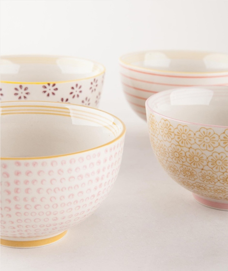 BLOOMINGVILLE Susie Bowl yellow