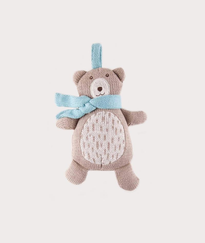 BLOOMINGVILLE Lullaby Bär blue