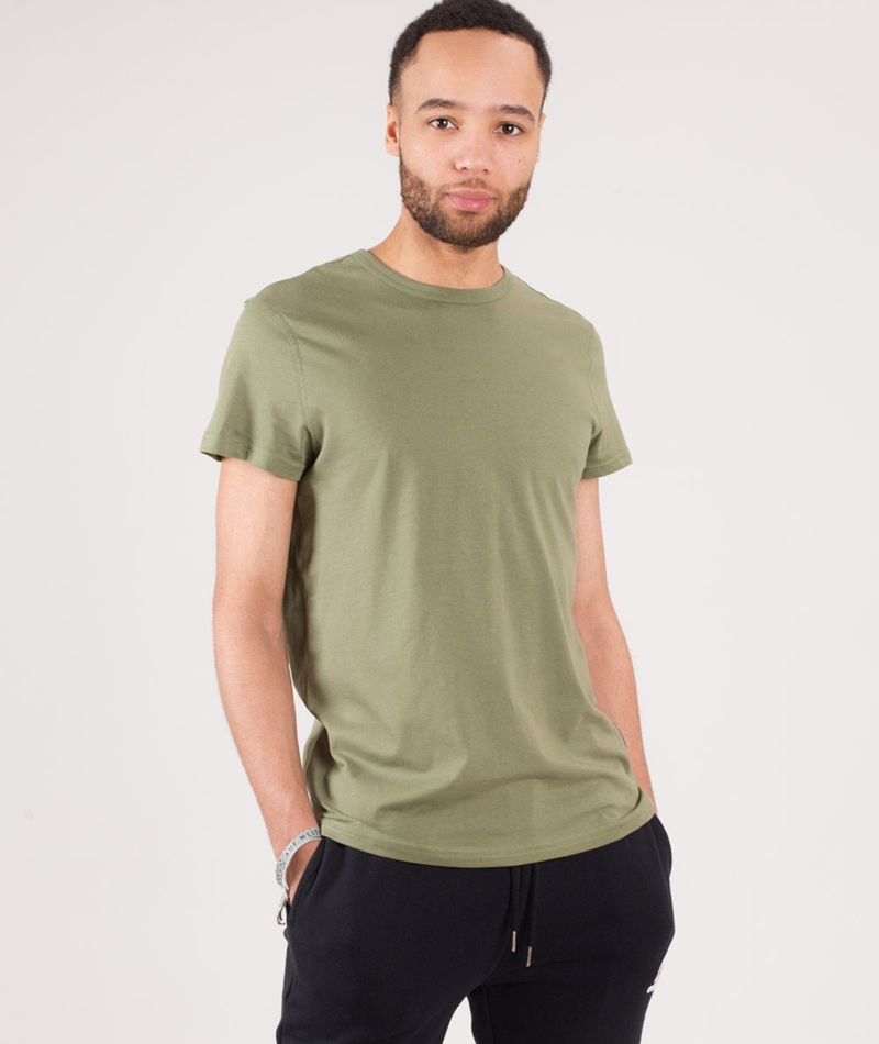 CHEAP MONDAY Unity T-Shirt olive