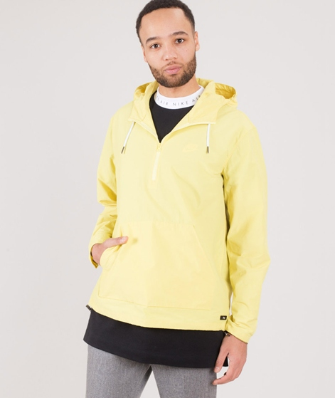 NOWADAYS Windbreaker Jacke gelb