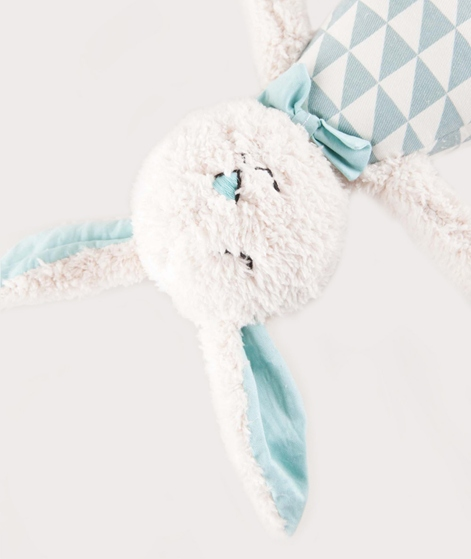 BLOOMINGVILLE Plush Bunny white