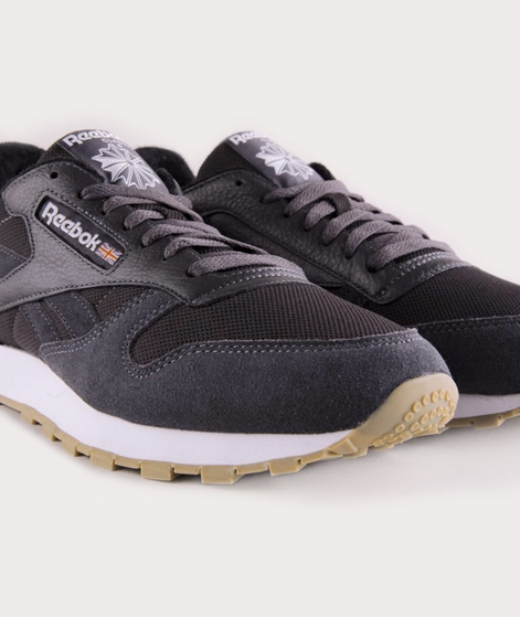REEBOK CL Leather Estl Sneaker coal