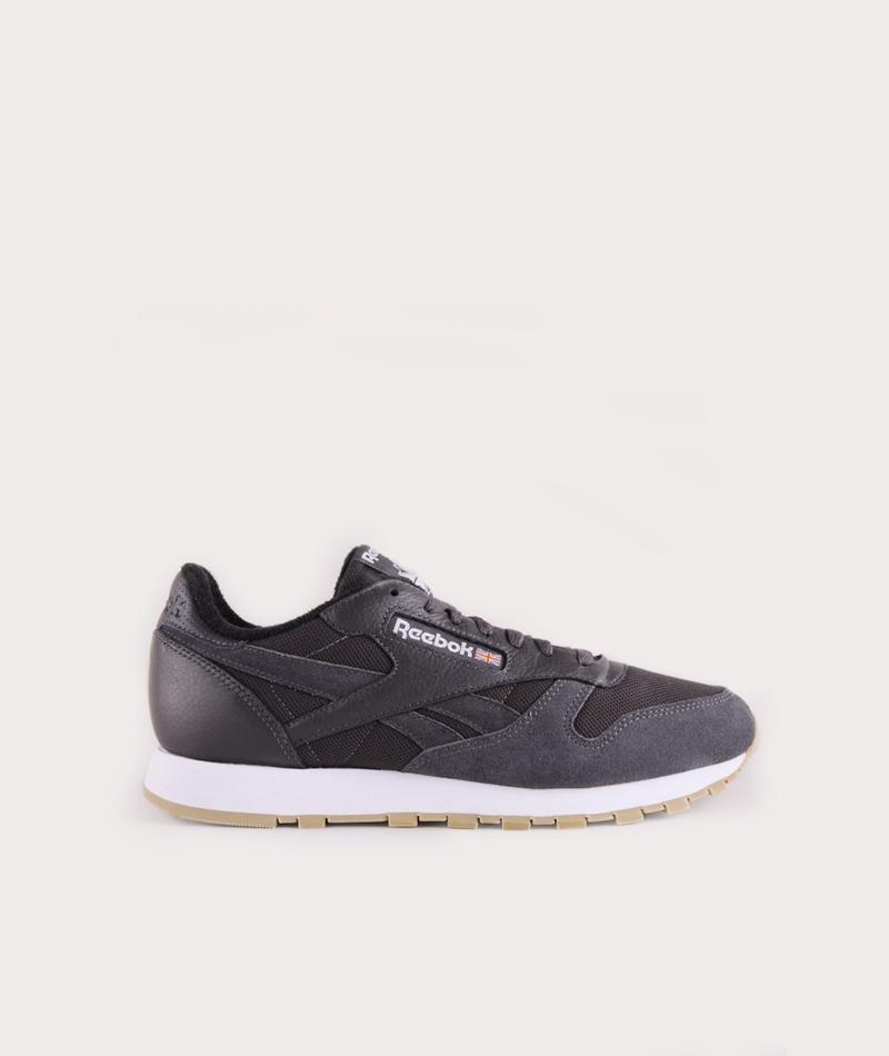 REEBOK CL Leather Estl Sneaker coal
