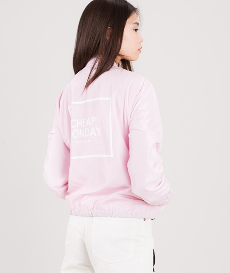 CHEAP MONDAY Coach Jacke pink
