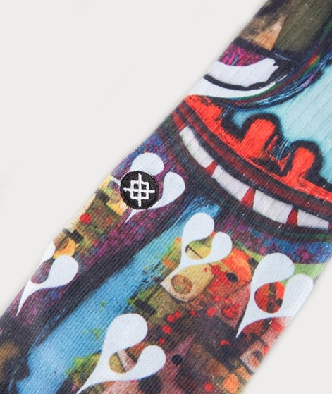 STANCE Frost Heart Socke multi